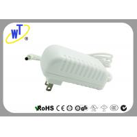 China Small 2 Pins US Plug - in Wallmount Power Adapter for Router / Switch with UL wholesale
