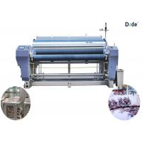 China Plain Shedding Textile Water Jet Loom Machine Mechanical Take - Up / Let - Off wholesale