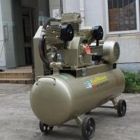 China Ac Power Belt Driven15kw 0.8Mpa Piston Air Compressor With Air Tank KS Series wholesale
