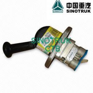 China SINOTRUK  Height Control Valve  WG9000360165 on sale
