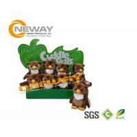 China Retail Paper Cardboard Display Stands With 157 Gsm Art Paper wholesale
