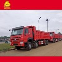 China CNTCN Howo 12 wheels mining dump truck 50 tons loading with parts and warranty wholesale