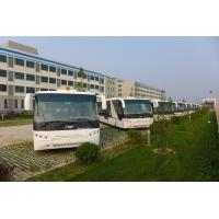 International Airport Shuttle Bus Wide Body Bus With Public Address System DC24V 240W