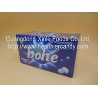 China Portable Healthy Cool / Sweet Bohe Menthol Candy Low Energy ISO90001 Certificate wholesale
