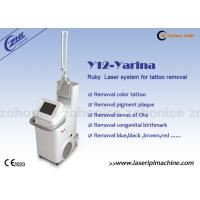 China High Energy picosure Laser Tattoo Removal Machine for body tattoo removal skin rejuvenation wholesale
