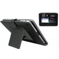 China Durable USB Solar Charger Genuine leahter Bracket case of Sony Tablet PC Accessories on sale