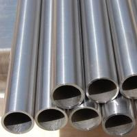 China High Precision Grade 2 Welded Titanium Tube With Bright Surface wholesale