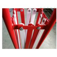 Quality Powder Coated Expandable Safety Barriers Temporary Expandable Fence Barrier for sale