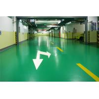 China Elastic Indoor Polyaspartic polyurea Flooring Coating Formulation wholesale