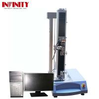 China Servo Control Utm Tensile Testing Machine For Material Circulation And Retention Testing on sale