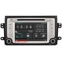 China Car Radio GPS SatNav DVD Stereo Headunit For SUZUKI SX4 (2006-2012),touch screen car radio wholesale