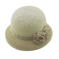 China Fashion lady straw hats,Women's sun hat on sale