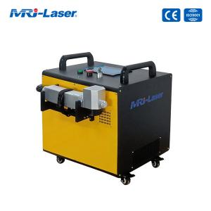 China Laser Cleaning Machine For Rust Cleaning 60W 60watt 5000mm/s wholesale