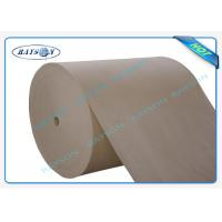 Quality Red / beige / blue big roll polypropylene non woven cloth spunbonded for packing for sale