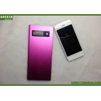 China High Capacity Power Bank LCD Display , Portable External Battery Charger wholesale