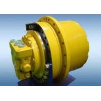 China Kobelco SK30 SK32 SK35 Excavator Travel Motor Yellow MG26VP-02 49kgs With Gearbox wholesale