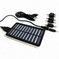 China Portable Solar Charger, Suitable for Digital Cameras and Mobile Phones wholesale