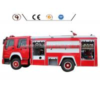 China 8 Ton Fire Pumper Truck Engine Equipment wholesale