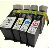 China Compatible LEXMARK 100 / 105 / 108 Ink Cartridge for LEXMARK S305/S405/S505/S605/S308 series wholesale