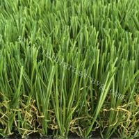 China Silky Soft Feeling Outdoor Artificial Turf with 8F Design of Rich Surface and Cool lawn wholesale
