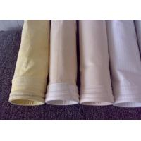 Quality PTFE Coated FMS Filter Fabric 250-270 Degree Celsius in Steel, Metallury, for sale