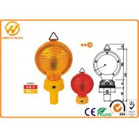 China LED Traffic Safety Equipment Vehicle Strobe Warning Lights Single Side Flash Red Amber wholesale