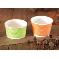 China Double Wall Takwaway Paper Soup Cups Food Container Eco Friendly wholesale