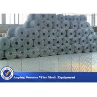 China Stainless Steel Gabion Wire Mesh For Gabion Cages / Gabion Basket Flexible Nature wholesale