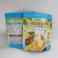 China Stand Up Snack Bag Packaging Custom Printed Prevent Leakage For Food Industry wholesale