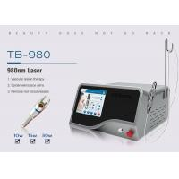 China 30W Portable 980nm Diode Laser Machine for Spider Vein Removal Vacsular Removal on sale