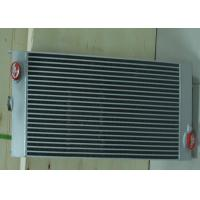 China Hitachi EX300 Excavator Engine Radiator Oil Cooler 4649913 4649914 4648857 wholesale