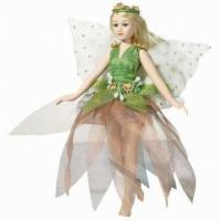 "China 9"" Porcelain Fairy Doll wholesale"