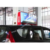 China High Definition LED Taxi Sign Accurate / Fast / Flexible Installation wholesale