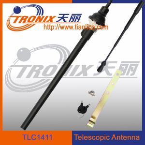 China 4 sections telescopic car antenna/ active car antenna/ car am fm antenna TLC1411 on sale