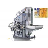China CE Automatic Hot Foil Stamping Machine Curved Surface Embossing Equipment Side Wall Printing wholesale