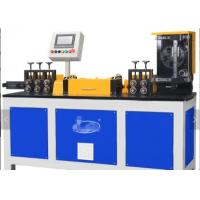 China Tube Straightening Cutting Machine Energy Saving With CE ISO 9001 Certification wholesale