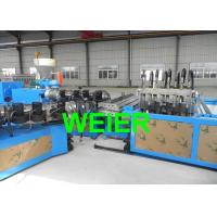 Quality Three Layer UPVC Corrugated Roof Sheeting Machine With Double Screw Extruder for sale