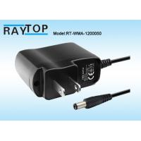 China EU Plug 12V 500mA Wall-mount Power Adapter Acoustics Power Supply DC Tip 5.5x2.5mm wholesale