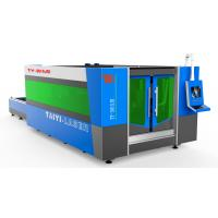 China Fiber Laser Industrial Laser Cutting Machine With Cutting Thickness Upto 10mm SS TY-3015 JB 3000W wholesale