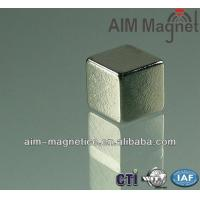 China Excellent Sintered Permanent Neodymium Magnet NeoCube wholesale