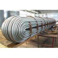 China 304 316 U Bend Stainless Steel U Tube For Heat Exchange ASTM A213 Standard wholesale