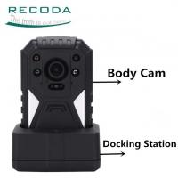 Buy cheap Wide Angle 140 Degree 1296P HD Video GPS Body Worn Camera Support 12H Record from wholesalers