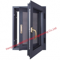 China Australia AS2047 standard fixed Aluminum Windows Doors with Attenuation Security Screens wholesale