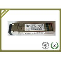 China LC Connector Fiber SFP Module 10G Datarate For 10km Transmission wholesale
