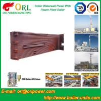 China Power Station Boiler Water Wall Natural Circulation High Temperature wholesale