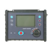 China Megger Ground Impedance Tester, High Precision Digital Earth Resistance Meter wholesale
