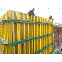 China Building Concrete Wall Formwork , 60KN/m2 H20 Timber Beam Formwork wholesale
