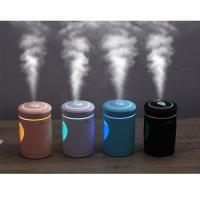 China Customized Ultrasonic Air Humidifier Essential Oil Diffuser For Home Office wholesale