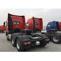 China Tow Tractor Trailer Truck LHD 6x4 371HP Flat Roof Cabin SINOTRUK HOWO Truck on sale