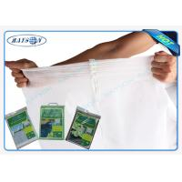 China Extra Width Weed Block Landscape Fabric Packing With Bag / White / Black Color With UV Protection wholesale